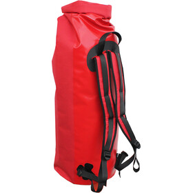 Basic Nature Duffelbag 60l, red